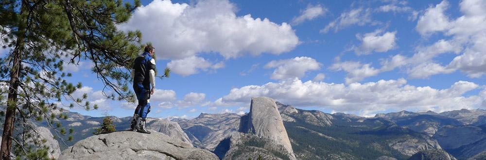 Nevada City and Yosemite