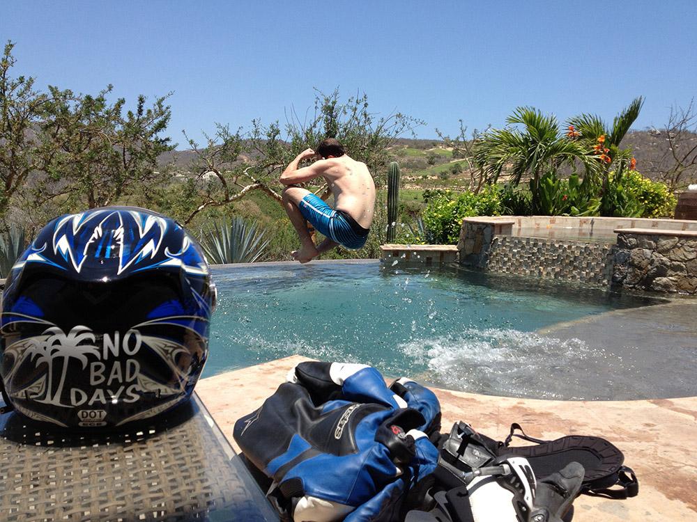 Baja Motorcycle Trip. Good idea or bad idea? You decide…