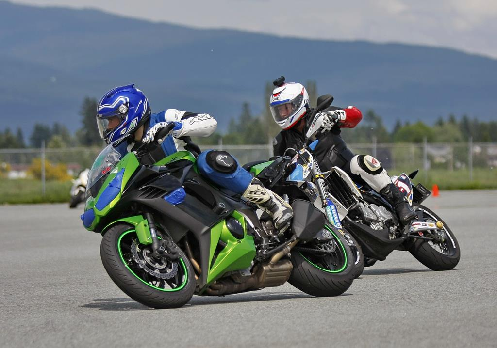 Four Wheels Move the Body: Performance Cars Versus Motorcycles