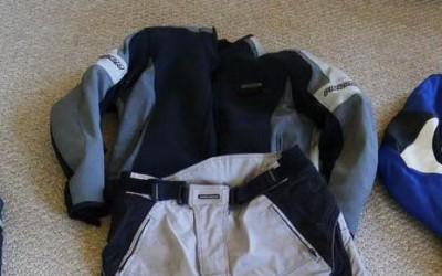 Motorcycle Gear 101: Leather vs. Textiles vs. Kevlar
