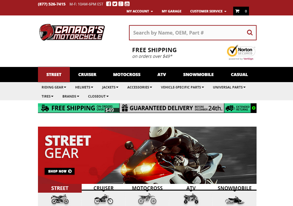 Six Steps to Buying Motorcycle Gear Online (and as Hassle-Free as Possible)
