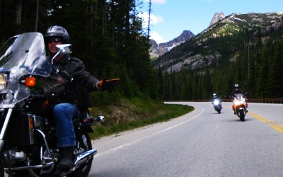 10 Tips for Motorcycle Group Riding