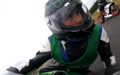 Track Day at Ridge Motorsports Park with OPRT