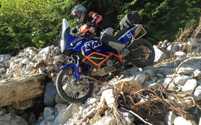 Q&A with Kevin Miklossy: The honey badger of adventure motorcyclists!