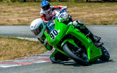 Q&A with Jay Tait #90. Green blooded Kawasaki rider winning races and telling you how easy it is to be a safer rider.