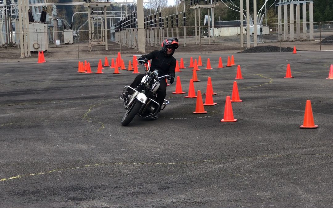 Learning to ride like a cop at NorthWest Motorcycle School